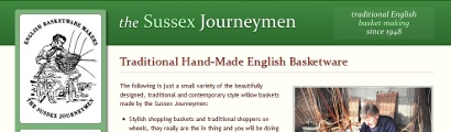 Sussex Journeymen home page